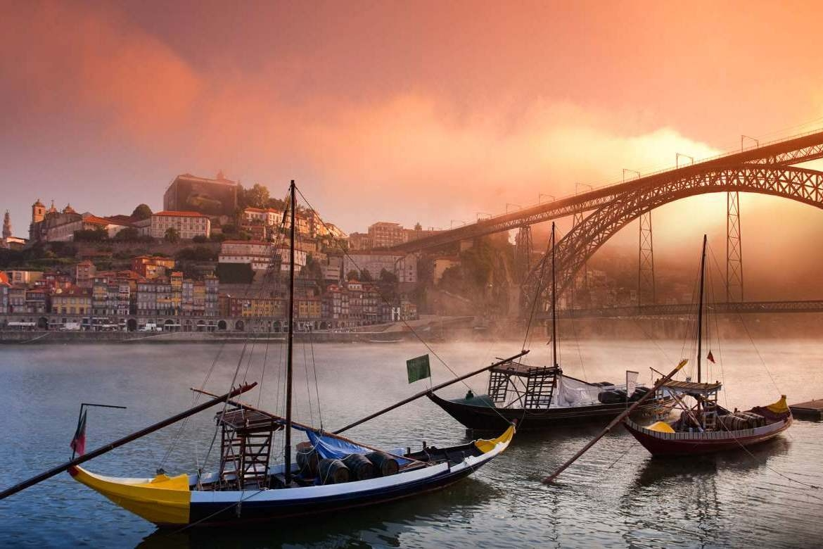 Image of Oporto, Portugal