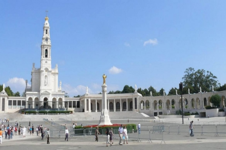 Sanctuary of Fátima, Ourém, Portugal